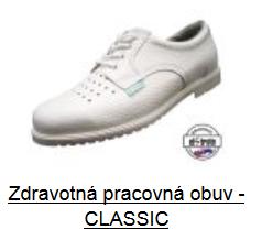 9fbfef57d4bca Zdravotnícke oblečenie a obuv / Zdravotná obuv - CLASSIC
