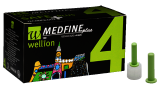 Ihla Wellion Medfine plus Penneedles 4 mm, 100ks