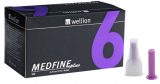 Ihla Wellion Medfine plus Penneedles 6 mm, 100ks