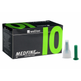 Ihla Wellion Medfine plus Penneedles 10 mm, 100ks