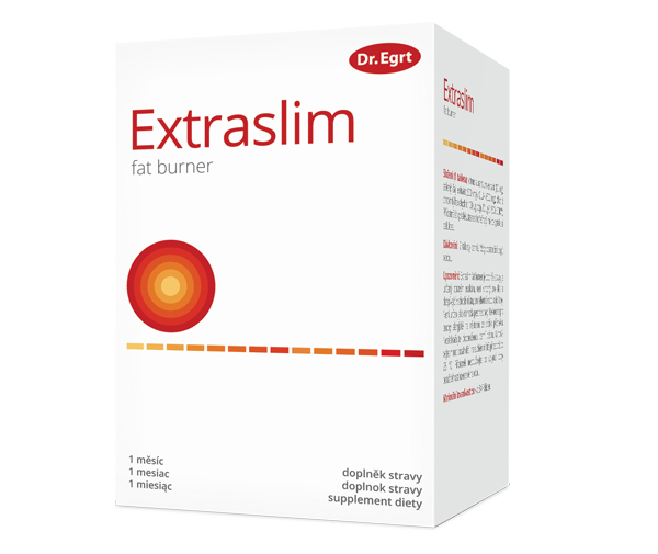 Extra Slim Fat Burner 120 tabliet (60+60)