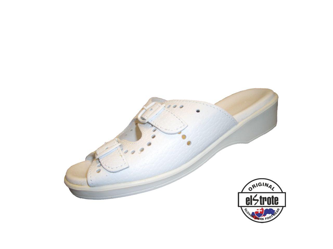 f07c368eec65 Zdravotná pracovná obuv classic - dámske sandále - 91 532 f.10