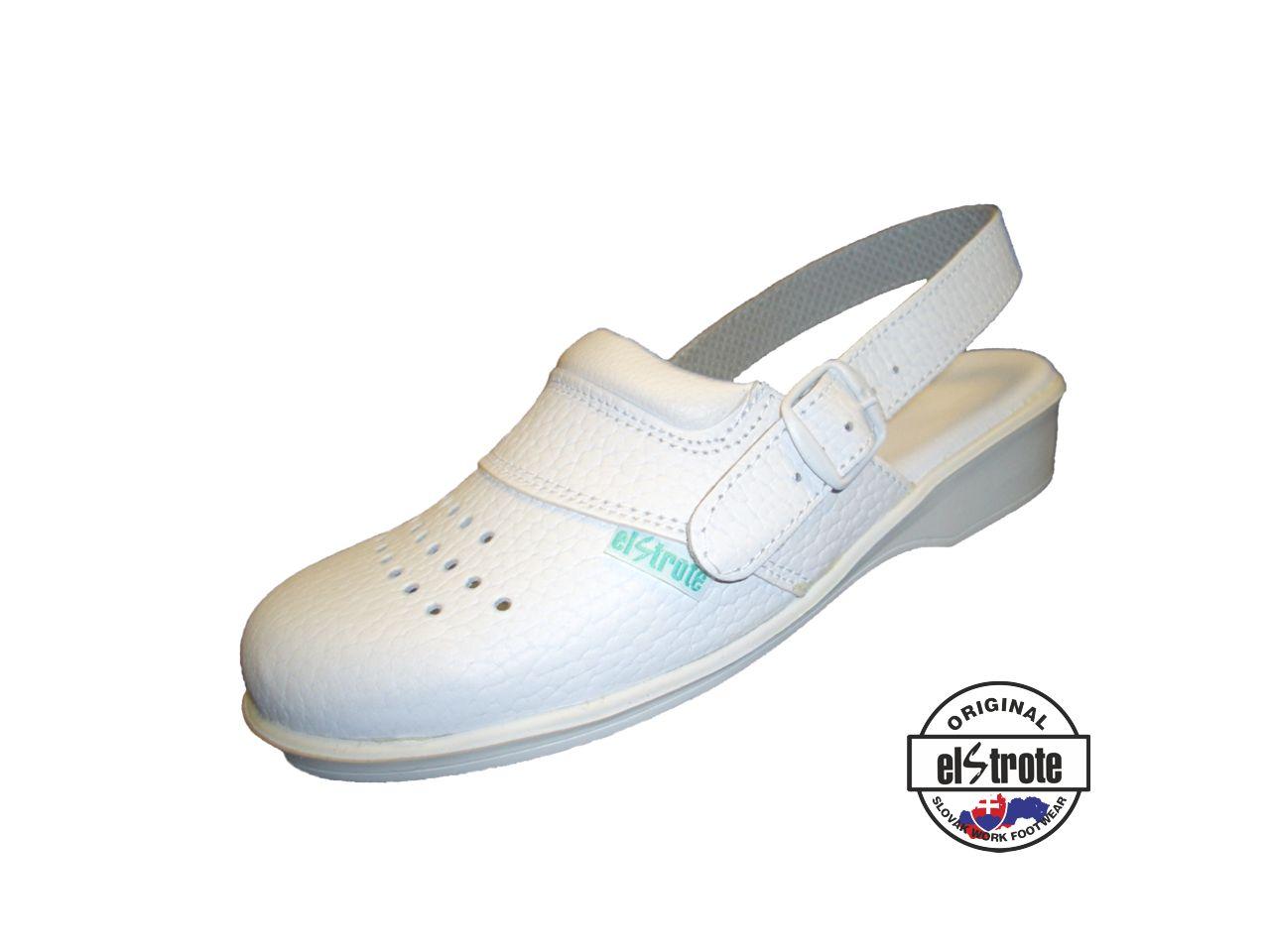 336fbeaf7e24 Zdravotná pracovná obuv classic - dámske sandále - 91 562 f.10
