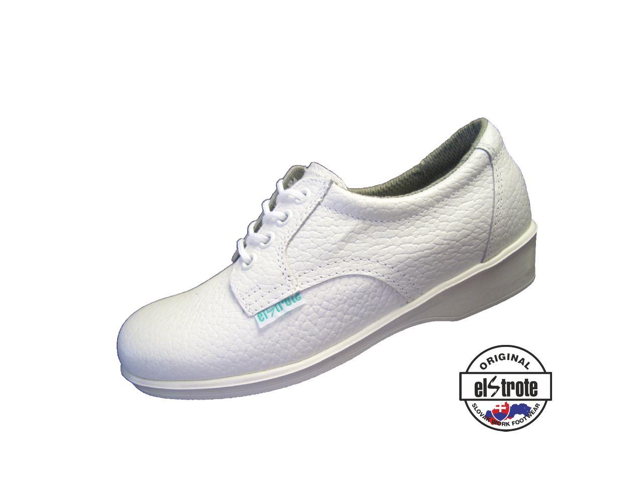 427f24da1d520 Zdravotná pracovná obuv classic - dámska perforovaná poltopánka - 91 512  PER Kli